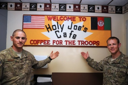 A Taste of Home Holy Joes