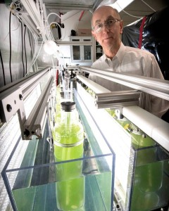 January 23, 2018 - NREL scientist Phil Pienkos' research at NREL