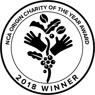 NCA Origin Charity of the Year Award Winner
